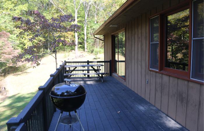 Buck Run Good Earth Cabins Located In Hocking Hills Ohio